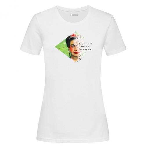 "T-Shirt donna ""Frida Kahlo"""