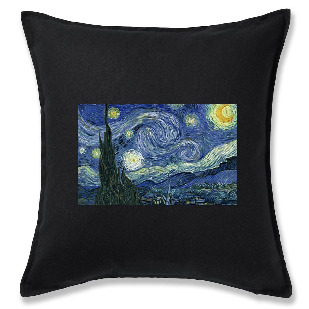Fodere Cuscini.Fodera Cuscino Con Quadri Van Gogh