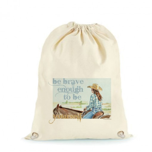"""Sacca L """"Be brave enough to..."""