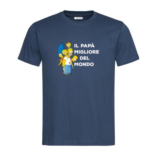 """T-Shirt uomo """"Il Papà..."""