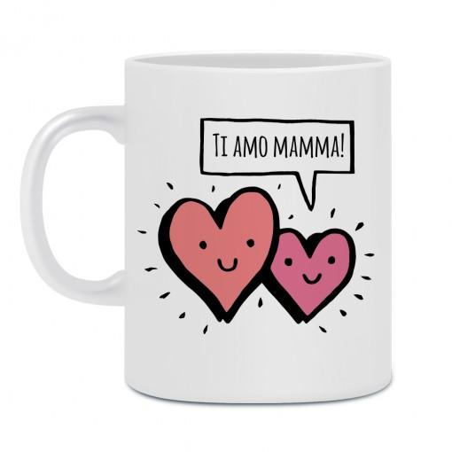 """Tazza """"Ti Amo Mamma"""""""