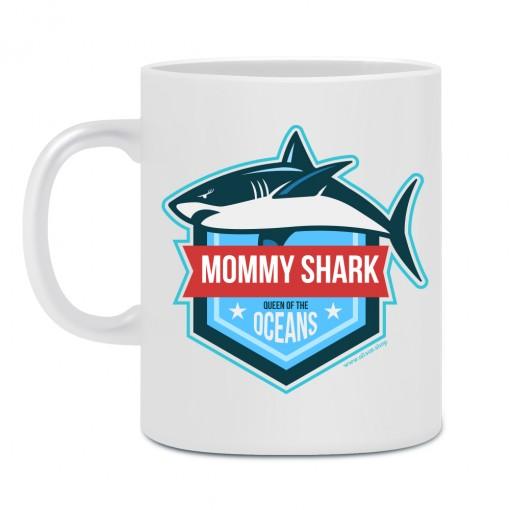 """Tazza """"Mommy Shark"""""""