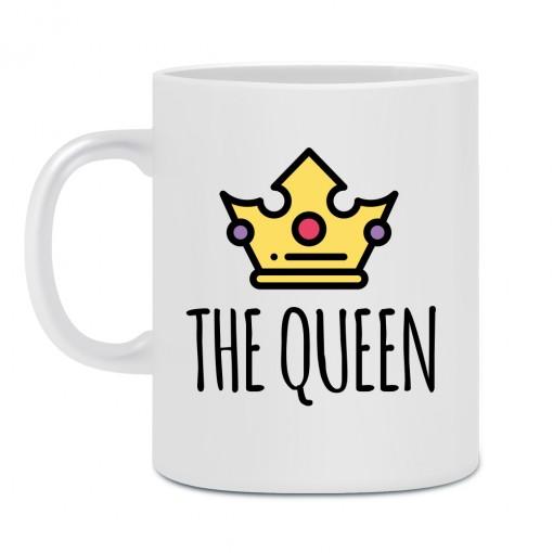 """Tazza """"The Queen"""""""