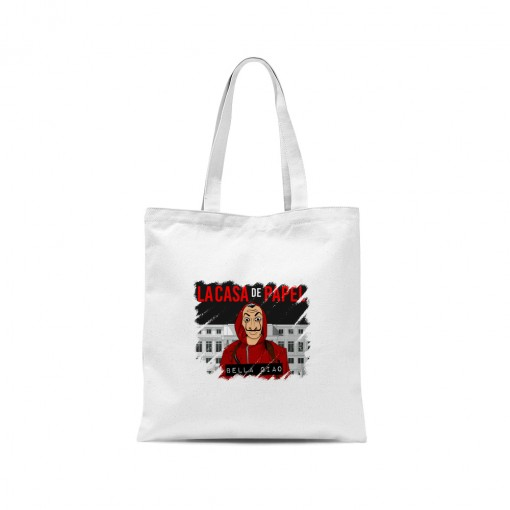 "Shopper ""La Casa De Papel"""