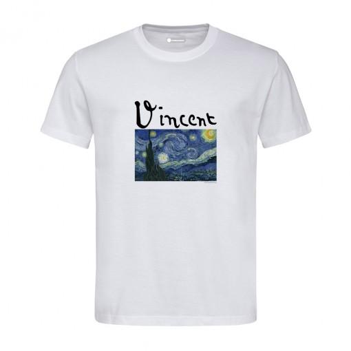 "T-Shirt uomo ""Van Gogh"""