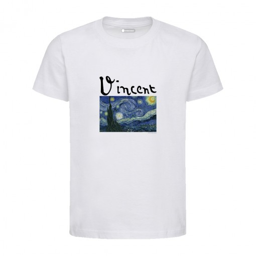 "T-Shirt bambino/a ""Van Gogh"""
