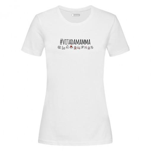 """T-Shirt donna """"Vita da Mamma"""""""