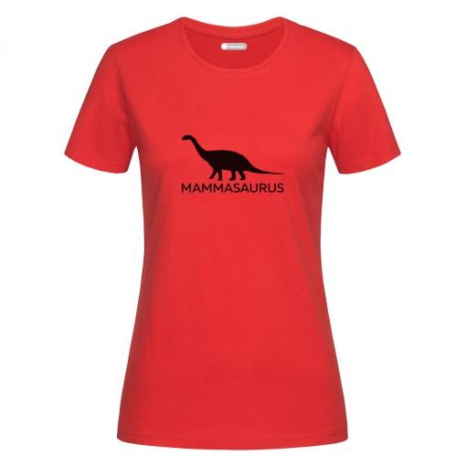 "T-Shirt donna ""Mammasaurus"""