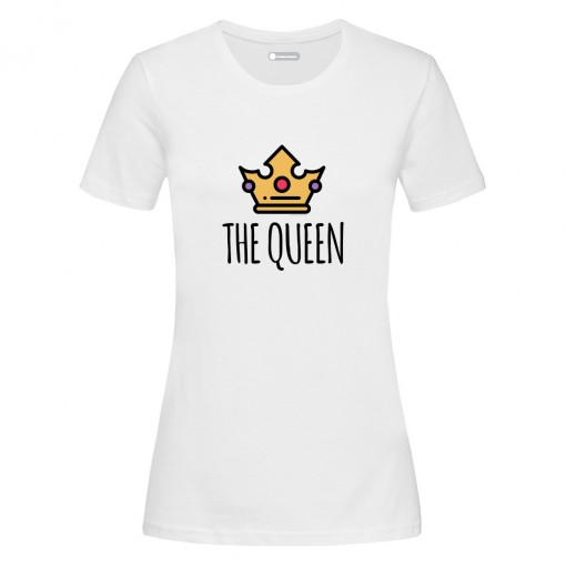 "T-Shirt donna ""The Queen"""