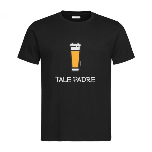 "T-Shirt uomo ""Tale Padre Beer"""
