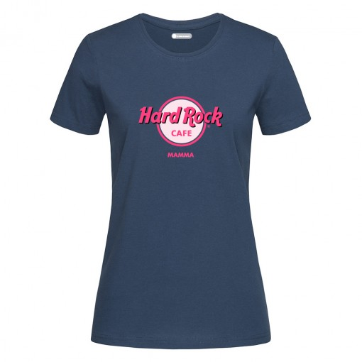 "T-Shirt donna ""Hard Rock..."