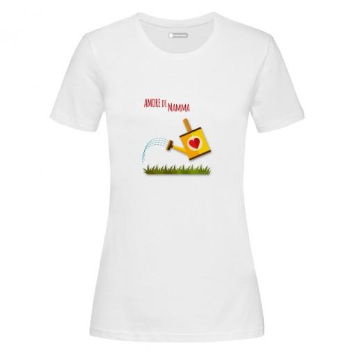 "T-Shirt donna ""Amore di Mamma"""