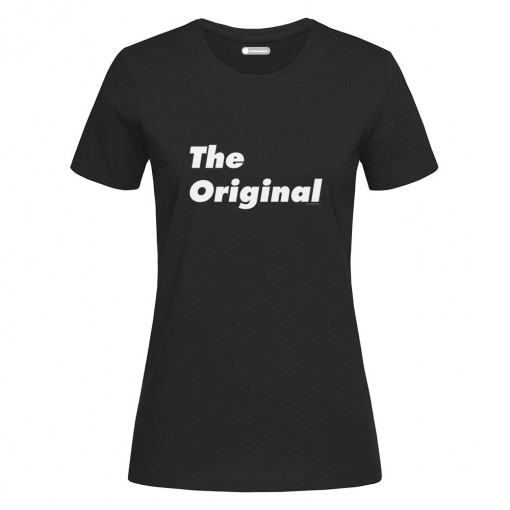 "T-Shirt donna ""The Original"""