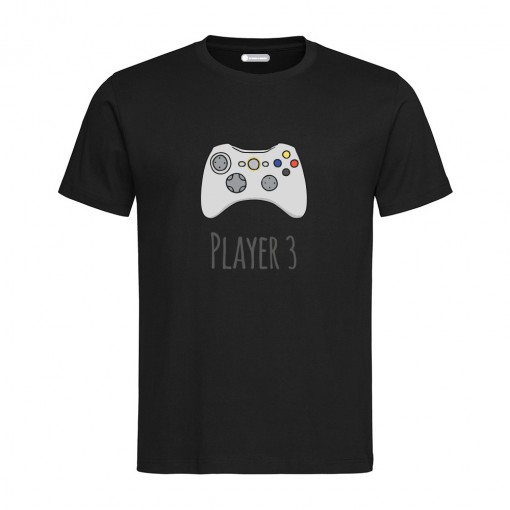 "T-Shirt uomo ""XBOX Player 3"""