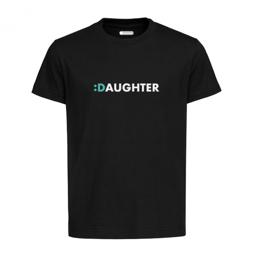 "T-Shirt bambino/a ""Daughter"""