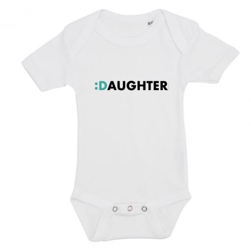 """Body per Neonata """"Daughter"""""""