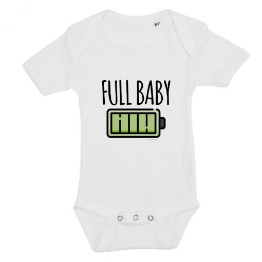 """Body per Neonato/a """"Full Baby"""""""