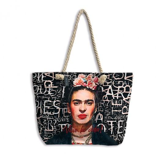 Borsa mare Frida Kahlo...