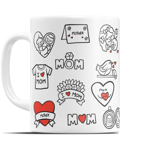 "Tazza ""Mom"""