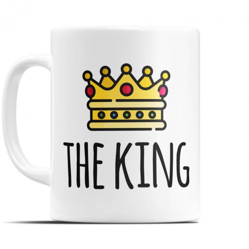 "Tazza ""The King"""